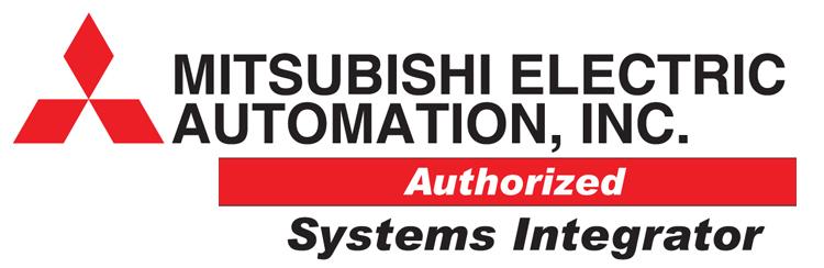 Mitsubishi Electric Authorized Systems Integrator Logo